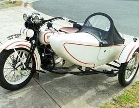 Harley-Davidson dừng sản xuất xít-đờ-ca