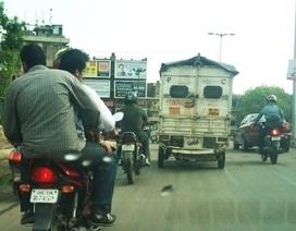 Xử lý vi phạm luật giao thông bằng Facebook