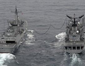 Ngày mai Hàn Quốc tập trận gần nơi tàu chiến đắm