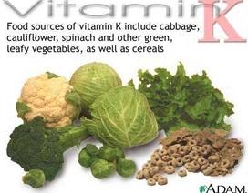 Bà bầu có nên uống vitamin K?