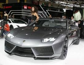 Lamborghini cân nhắc sản xuất xe 4 cửa