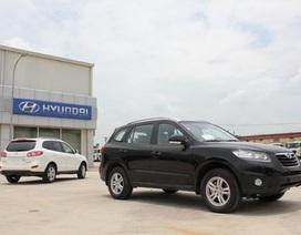Hyundai Thành Công giới thiệu Santa Fe 5 chỗ