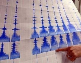 Động đất mạnh ở Papua New Guinea