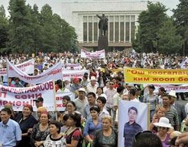 Kyrgyzstan rúng động vì các cuộc biểu tình chống chính phủ