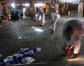 Sân bay Philipines bị đánh bom, hàng chục người thương vong