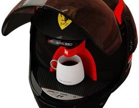 """Máy pha cà phê cho """"tín đồ"""" tốc độ"""