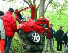 """Những vụ tai nạn """"kinh dị"""""""