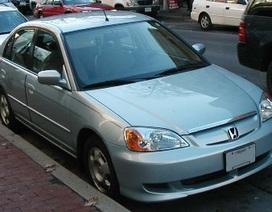 Honda thu hồi gần 400.000 xe