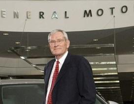GM qua bốn đời CEO trong chưa đầy hai năm