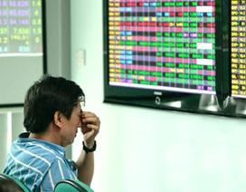Vn-Index giảm 13 điểm về 480 điểm
