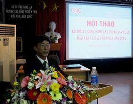 Hội thảo kỹ thuật công nghệ CNC