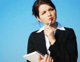 5 tiêu chuẩn giúp bạn chọn việc