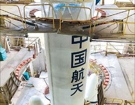 Trung Quốc phóng tàu thăm dò Mặt trăng mới trong dịp quốc khánh