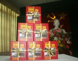 Ra mắt bộ sách Công trình tri thức TPHCM chào mừng Đại lễ