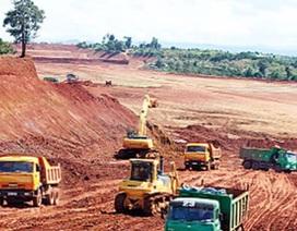 Xây dựng tuyến đường vận chuyển bô xít từ mỏ Tân Rai