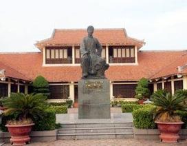 Công bố kịch bản lễ kỷ niệm tưởng nhớ đại thi hào Nguyễn Du