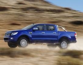 Hệ thống gài cầu điện tử trên Ford Ranger – lưu ý với 4L