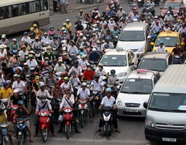 Phí trước bạ tại Tp Hồ Chí Minh sẽ thấp hơn Hà Nội từ 2014