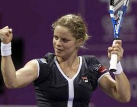 Clijsters và Wozniacki tranh ngôi vô địch