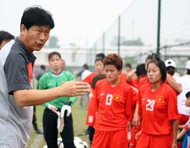 Đội nữ Việt Nam dự ASIAD với nhiều nỗi lo