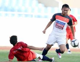 ĐT Việt Nam không thể thắng đàn em Olympic