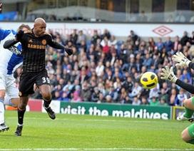 """Ngược dòng hạ Blackburn, Chelsea vững vàng ngôi """"đỉnh bảng"""""""