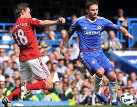 Lampard tái xuất trước đại chiến với Liverpool