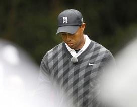 Tiger Woods không còn là tay golf số một thế giới