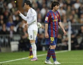 Giới hạn bàn thắng của Messi và Ronaldo?