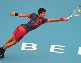 Djokovic khẳng định sức mạnh tại Basel