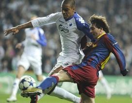 Messi lập công, Barcelona vẫn chia điểm cùng Copenhagen