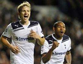 Tottenham hưng phấn quật ngã ĐKVĐ Inter Milan