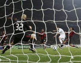 Hòa hú vía Milan, Real Madrid lọt vào vòng knock-out