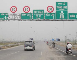 Đề xuất tịch thu xe máy đi vào đường cao tốc