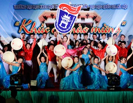 Mời dự hội trường nhân kỷ niệm 65 truyền thống ĐHKHXH&NV
