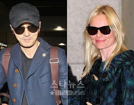 "Kate Bosworth ""theo"" Jang Dong Gun sang Hàn Quốc"