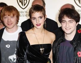 """Harry Potter và bảo bối tử thần đạt doanh thu phòng vé """"ngất ngưởng"""""""