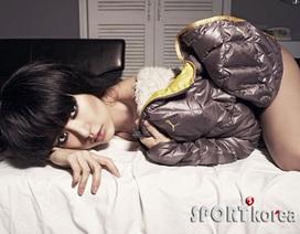 Yoon Eun Hye gợi cảm, Lee Hyori nhí nhảnh