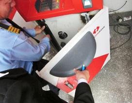 Công an vào cuộc phòng chống tội phạm phá máy ATM