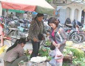 """Trời rét hại, thực phẩm Hà Nội """"đội"""" giá cao"""
