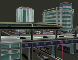 Đồng ý cho Vincom xây đường bộ trên cao tại Hà Nội