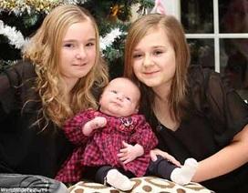 Chào đời từ phôi thai đông lạnh 10 năm