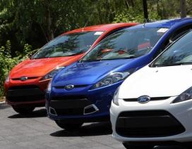 Hộp số PowerShift - Điểm ưu cho Ford Fiesta