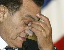 """""""Cựu Tổng thống Mubarak đã buông xuôi, muốn chết ở Biển Đỏ"""""""