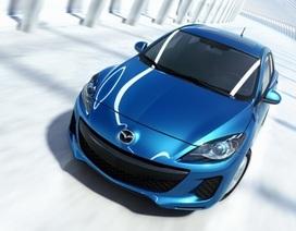 Mazda3 phiên bản 2012 thay đổi nhỏ về hình thức