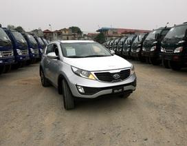Cập nhật giá xe Kia tại Việt Nam