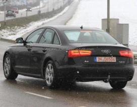 Audi A6 Hybrid trên đường thử