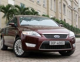 Cập nhật bảng giá mới của Ford Việt Nam