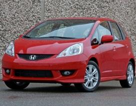 Honda triệu hồi xe Fit