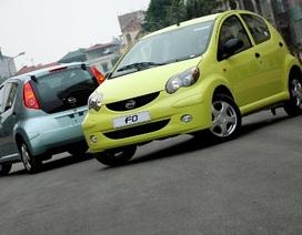 Chưa tăng giá xe BYD tại Việt Nam